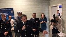 Visite des ministres Castaner et Schiappa en SARTHE