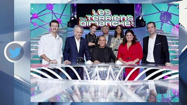 "Thierry Ardisson quitte C8 : Charline Vanhoenacker ""ravie"", elle explique"