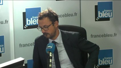 La canicule s'installe en Ile-de-France : Antoine Troussard chef de cabinet adjoint à la préfecture d'Ile-de-France