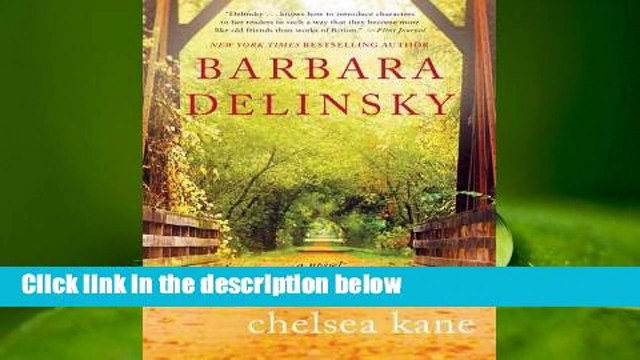 The Passions of Chelsea Kane: A Novel  Review