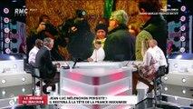 Le monde de Macron : Jean-Luc Mélenchon persiste ! Il reste à la tête de LFI - 24/06