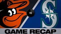 8-run 3rd propels Mariners past O's - Orioles-Mariners Game Highlights 6/23/19
