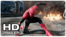 SPIDER MAN FAR FROM HOME Thanos's Snap - New Avengers Trailer (NEW 2019) Superhero Movie HD