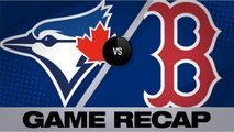 Stroman shuts down the Red Sox in 6-1 win - Blue Jays-Red Sox Game Highlights 6/23/19