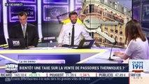 Marie Coeurderoy: Bientôt une taxe sur la vente de passoires thermiques ? - 24/06