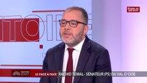 « Ce n'est pas grave » : après son éviction de la direction du PS, Rachid Temal tempère