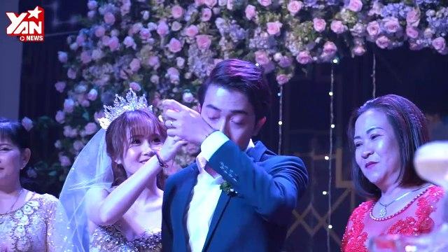 Lời nói của Ba Cris Phan trong ngày đám cưới con trai