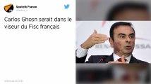 Le fisc français s'intéresse aux revenus de Carlos Ghosn