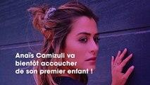 Anaïs Camizuli : enceinte et énervée que son bébé ne lui ressemblera pas ? Elle balance !