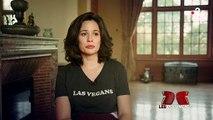 """La comédienne de """"Clem"""", Lucie Lucas, s'exprime sur la fin du monde dans le magazine """"Complément d'enquête"""" sur France 2 - VIDEO"""