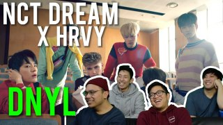NCT DREAM x HRVY DON T NEED YOUR LOVE MV reaction