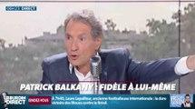 Bourdin s'emporte contre Balkany sur RMC - ZAPPING ACTU DU 24/06/2019