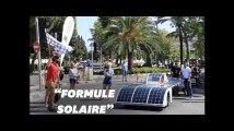 Mieux que la Formule Électrique, voici la course de voitures solaires