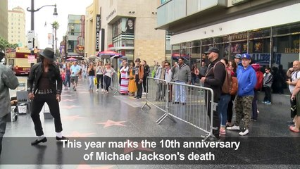 10 years after death, MJ fans loyal amid sexual assualt claims