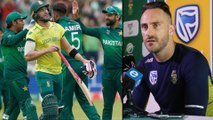 ICC Cricket World Cup 2019 : Faf du Plessis Blames IPL As South Africa Exit World Cup    Oneindia