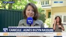 """Agnès Buzyn: """"Les services d'urgence sont en grève, mais ils sont prêts à accueillir toute personne en danger"""""""