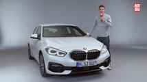 VÍDEO: BMW Serie 1 2019, así será el modelo definitivo