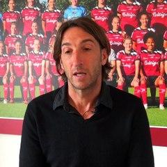 D1 Féminine [Entretien] ▶️ : Frédéric Biancalani nous dresse le bilan de la saison 2018/19  !