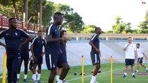 Espoirs  à la veille de France-Croatie I FFF 2019