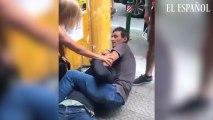 Agente de la ertzaintza fuera de servicio detiene en Bilbao al autor del robo de su coche