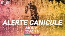 Mouv'13 Actu : Von Dutch, Nekfeu, canicule