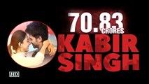 'Kabir Singh' crosses 70. CRORES in Opening Weekend
