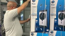 Canicule : ruée sur les climatiseurs et ventilateurs à Paris