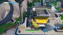 Fortbyte #43: cómo conseguirlo con la capa Bananera dentro de un puesto de plátanos