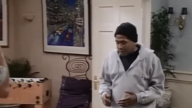 The Saddest Scene from Fresh Prince of Bel Air.