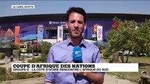 """CAN-2019 : """"La Côte d'Ivoire, emmenée par Serge Aurier et Nicolas Pépé"""""""
