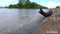 High water already threatens NOLA as hurricane season begins