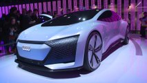 2019 CES Las Vegas - Weltpremiere des Mercedes-Benz CLA und vieles mehr