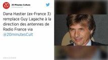 Radio France. Dana Hastier, ex-patronne de France 3, succède à Guy Lagache à la direction des antennes