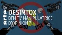 BFM TV manipulatrice d'opinion ? - 24/06/2019 - Désintox