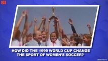 World Cup Daily:  How the '99ers Changed U.S. Soccer