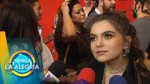 Sofía Castro nos confirmó el término de se relación con Juan Pablo Gil.   Venga la Alegría