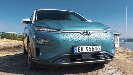 Hyundai Kona Electric – Das erste Hyundai Elektro SUV im Test
