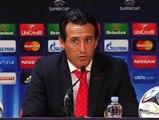 """Emery: """"Sabíamos que el Real Madrid era un rival poderoso"""""""