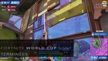 Fortnite : proportionnellement, la France est le pays le plus représenté à la World Cup