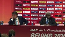 FILE: Former IAAF president Lamine Diack to stand trial in France