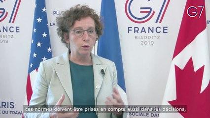 G7 Social | Un accord en vue de réduire les inégalités sociales dans la mondialisation