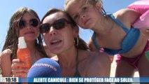 Alerte canicule : comment bien se protéger face au soleil