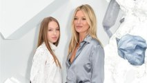Right Now: Kate Moss and Daughter Lila at Dior Fashion Show