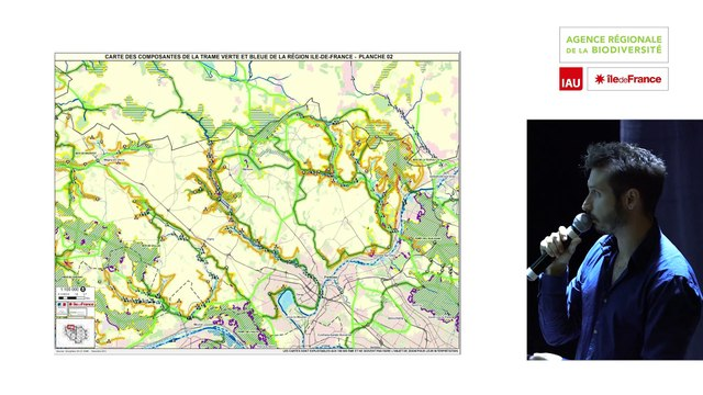 """Conférence publique ARB îdF """"Pollution lumineuse et biodiversité : comment mettre en oeuvre une trame noire ?"""" 1/2"""