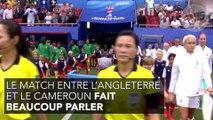 Angleterre - Cameroun : la preuve que le foot féminin n'est pas plus fairplay, et c'est bien normal !