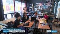 Seine-Saint-Denis : une école de Saint-Ouen veut démocratiser la mode