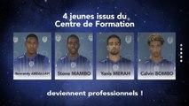 4 nouveaux professionnels à l'ESTAC !
