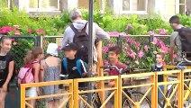 Reportage - Une pétition pour sécuriser les abords de l'école Marceau