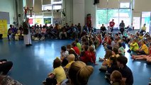 An Incredible Multicultural Celebration in a Liverpool School!