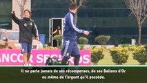 """Argentine - Demichelis : """"Messi est l'un des joueurs les plus humbles"""""""